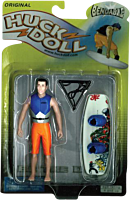"""Huck Doll - Black Hair Male Wakeboarder 6"""" Action Figure"""