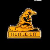Harry Potter - Hufflepuff Sorting Hat Enamel Badge | Popcultcha