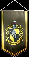 Hufflepuff Satin Banner