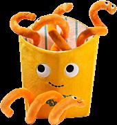 "Yummy World   Hurley Curly Fries 16"" Large Plush   Popcultcha"