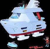 "Incredibles 2 - Hydroliner 12"" Action Figure Set | Popcultcha"