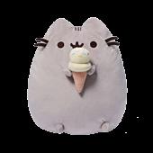 Pusheen | Ice Cream Plush | Popcultcha