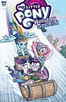 My Little Pony - Holiday Special 2017 Issue #1 Comic