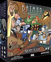 Batman: The Animated Series - Arkham Asylum Board Game Expansion