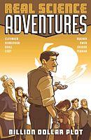Atomic Robo Presents: Real Science Adventures - Volume 01 Billion Dollar Plot Trade Paperback