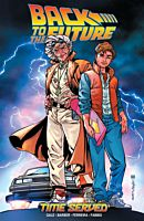 Back to the Future - Volume 05 Time Served Trade Paperback