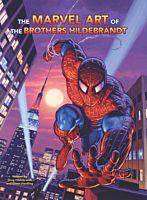 Marvel - The Marvel Art of The Brothers Hildebrandt Hardcover Book