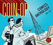 Coin-Op Comics Anthology: 1997-2017 by Peter & Maria Hoey Hardcover