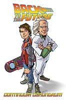 Back to the Future - Volume 02 Continuum Conundrum Trade Paperback
