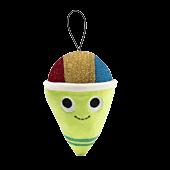 "Yummy World - Iggy Snow Cone 4"" Small Plush   Popcultcha"