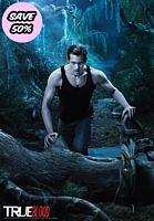 True Blood - Eric Northman Season 3 Poster