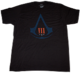 Assassin's Creed - Assassin's Creed 3 - Distressed Logo T-Shirt
