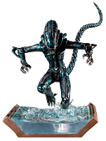 Aliens - Blue Alien Warrior Water Attack 1/6th Scale Diorama Statue