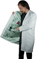 Rick and Morty - Rick Lab Coat Replica (One Size)
