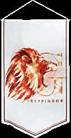 Harry Potter - Gryffindor Watercolour Satin Banner