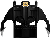Batman (1989) - Batarang Metal Prop Replica