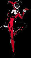 Batman: The Animated Series - Harley Quinn Enamel Pin