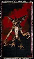 Gremlins 2: The New Batch - Mohawk Throw Blanket / Picnic Rug