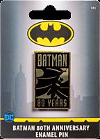 Batman - 80th Anniversary Gold Pin