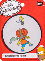 The Simpsons - Bart Fly Patch