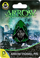 Arrow - Green Arrow Hood Enamel Pin (Popcultcha Exclusive)