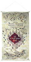 Harry Potter - Marauder's Map Satin Banner