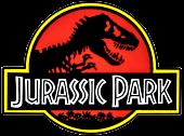 Jurassic Park - Jurassic Park Logo Enamel Pin