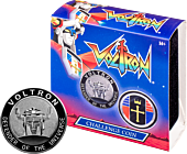 Voltron: Defender of the Universe - Challenge Coin