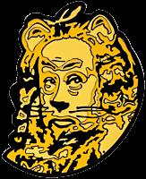 Wizard of Oz - Cowardly Lion Enamel Pin