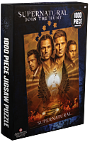 Supernatural - Join the Hunt Poster Jigsaw Puzzle (1000 Pieces)