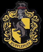 Harry Potter - Hufflepuff Crest Patch