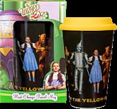 The Wizard of Oz - Follow the Yellow Brick Road Heat Changing Travel Mug