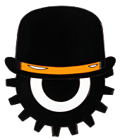 A Clockwork Orange - Droogs Eye Enamel Pin