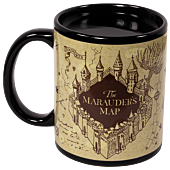 Harry Potter - Marauder's Map Heat Changing Mug