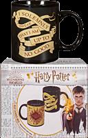 Harry Potter - Marauder's Map Heat Changing Mug