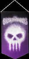 The Phantom - The Ghost Who Walks Satin Wall Banner