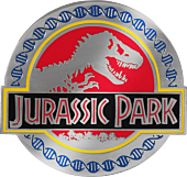 Jurassic Park - Jurassic Park Logo Double-Sided Challenge Coin