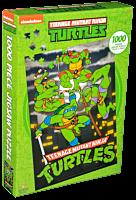 Teenage Mutant Ninja Turtles (1987) - Night Sky Turtles Jigsaw Puzzle (1000 Piece)