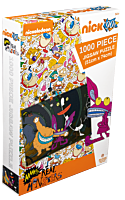 Aaahh!!! Real Monsters - Sewer Tunnel Jigsaw Puzzle (1000 Piece)