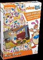 Ren & Stimpy - You Eediot Jigsaw Puzzle (1000 Piece)