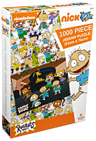 Rugrats - Lounge Room Jigsaw Puzzle (1000 Piece)