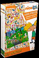 Hey Arnold! - Park Jigsaw Puzzle (1000 Piece)