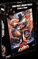 Godzilla - Godzilla Vs King Ghidorah Jigsaw Puzzle (1000 Piece)