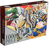 The Eleventh Hour - Book Cover Collector Jigsaw Puzzle (1000 Piece)