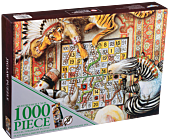 The Eleventh Hour - Snakes and Ladders Collector Jigsaw Puzzle (1000 Piece)