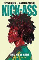 Kick-Ass - The New Girl Book Three Trade Paperback