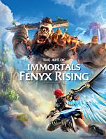 Immortals Fenyx Rising - The Art of Immortals Fenyx Rising Hardcover Book