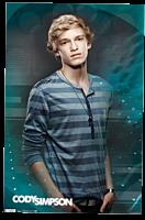 Cody Simpson - Portrait Poster