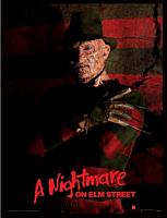 A Nightmare on Elm Street - Freddy Krueger Poster (1109)