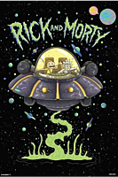Rick and Morty - Ship Poster (1110)